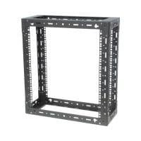 Open Frame Wall Mount Rack