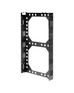 Secure Wallmount Rack