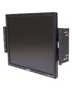 LCD Flushmount Kit with monitor installed