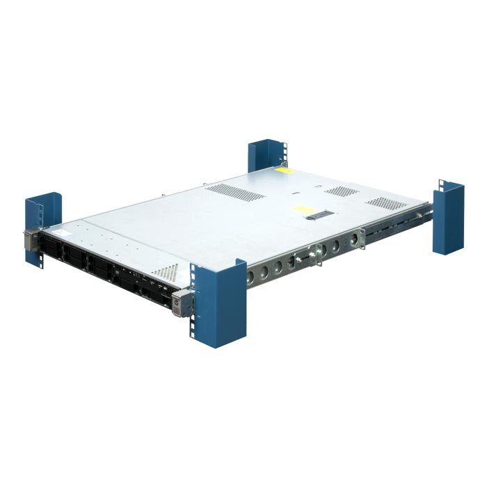 Rails, Universal Rails, Dell, HP, IBM, Sliding rails, Tool-Less rails